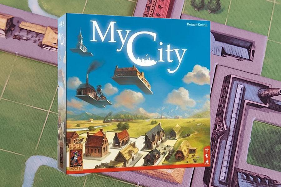 My City bordspel review: Ben jij de beste stedenbouwer?