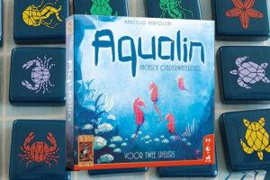 Aqualin spel review: Tactisch onderwaterduel