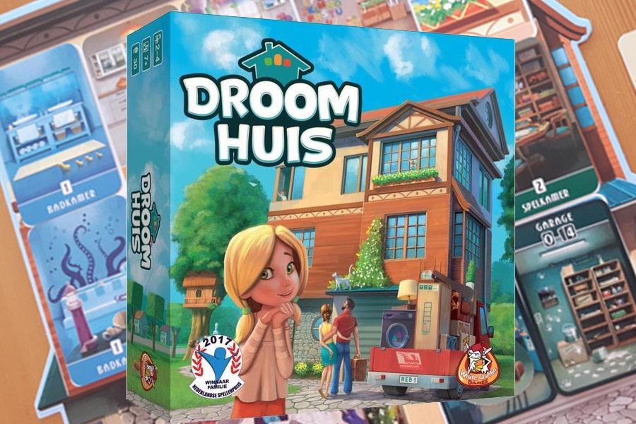 Droomhuis review: creatief je eigen huis inrichten