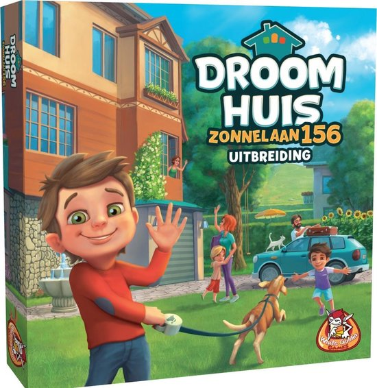 Droomhuis Zonnelaan 156
