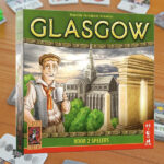 Glasgow review: twee speler architectenspel