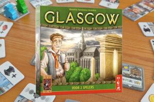 Glasgow review: twee speler architectenspel