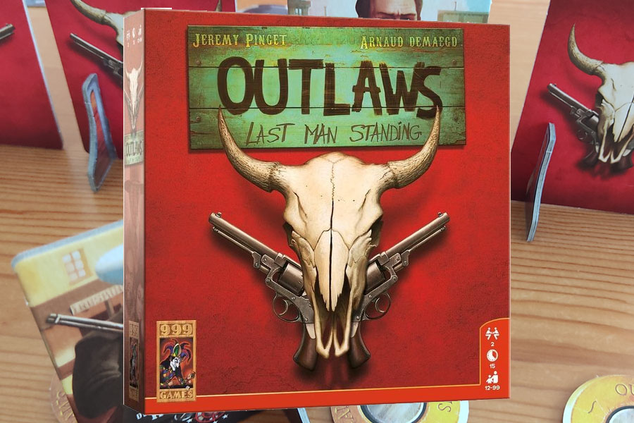 Outlaws Last man standing spel review