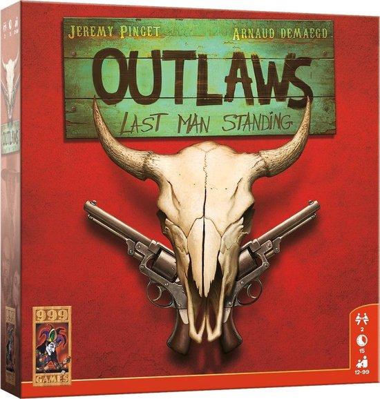 Outlaws spel