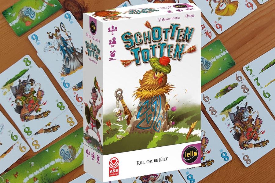 Schotten Totten review: tactisch tweespeler kaartspel