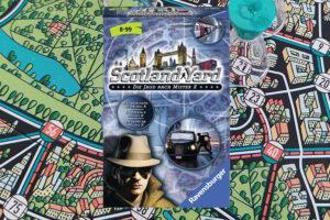 Scotland Yard pocketspel review: De jacht op Mister X