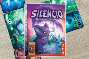 Lees meer over het artikel Silencio spel review: Zwijgend samenwerken
