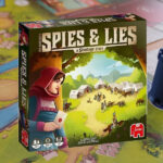Spies & Lies: a Stratego Story review