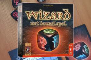 Wizard dobbelspel review: voorspel je worp