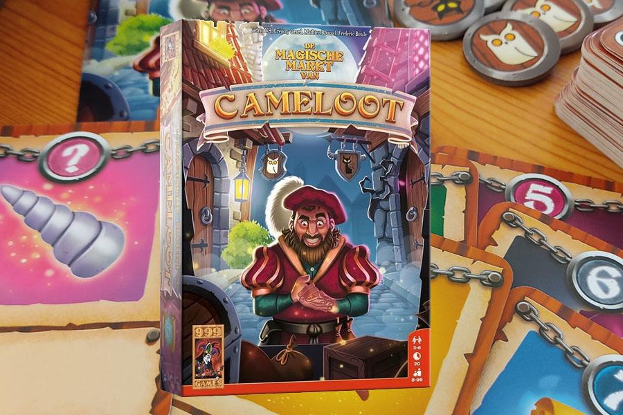 Lees meer over het artikel De Magische Markt van Cameloot spel review