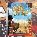 Lost Cities kaartspel review: maak de beste expedities