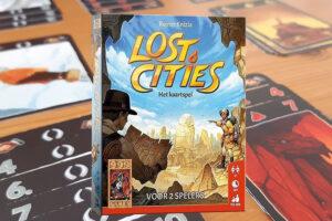 Lees meer over het artikel Lost Cities kaartspel review: maak de beste expedities