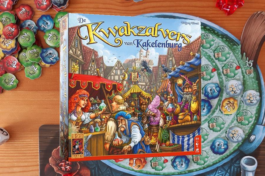 Lees meer over het artikel De Kwakzalvers van Kakelenburg review: Tactiek met geluk gecombineerd