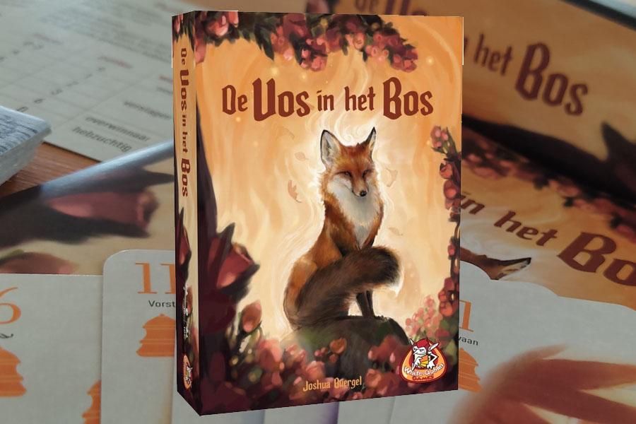 Lees meer over het artikel De Vos in het Bos review: slagenspel voor twee spelers