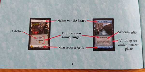 Dominion speelkaarten