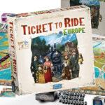 Ticket to Ride Europe 15th Anniversary aangekondigd: wat kunnen we verwachten?