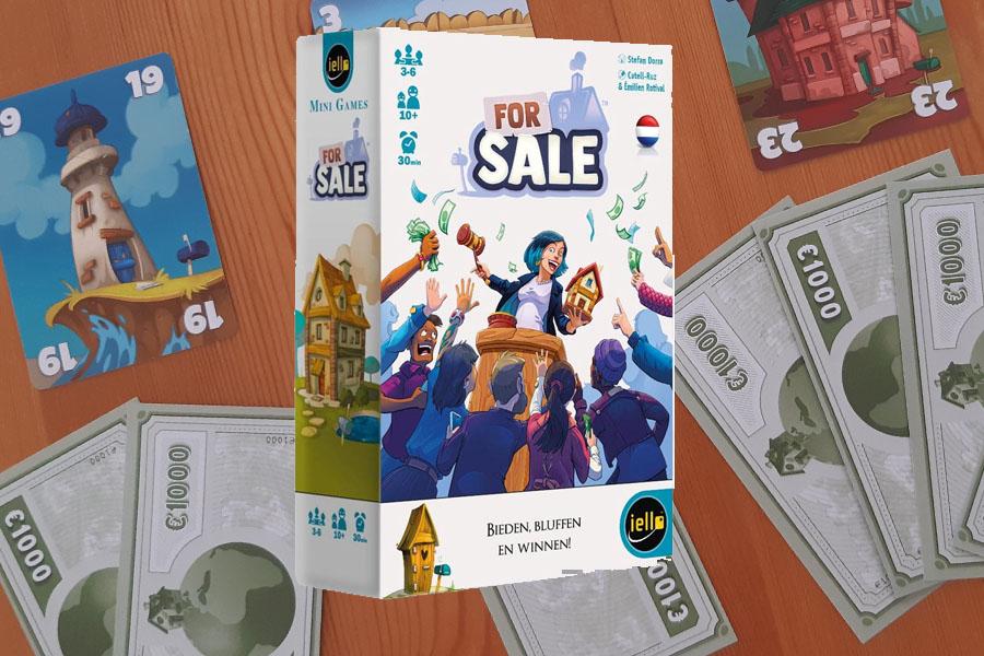 Je bekijkt nu For Sale review: huizen kopen en verkopen