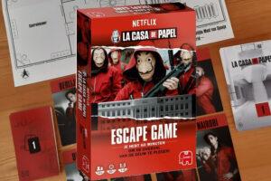 Lees meer over het artikel La Casa de Papel Escape Game: net als in de Netflix-serie