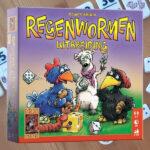 Regenwormen Uitbreiding review: dobbel slim naar nog meer wormen