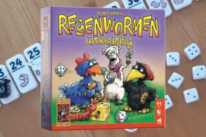 Lees meer over het artikel Regenwormen Uitbreiding review: dobbel slim naar nog meer wormen