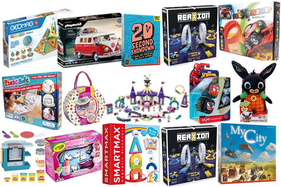 Lees meer over het artikel Winnaars Speelgoed van het Jaar 2021